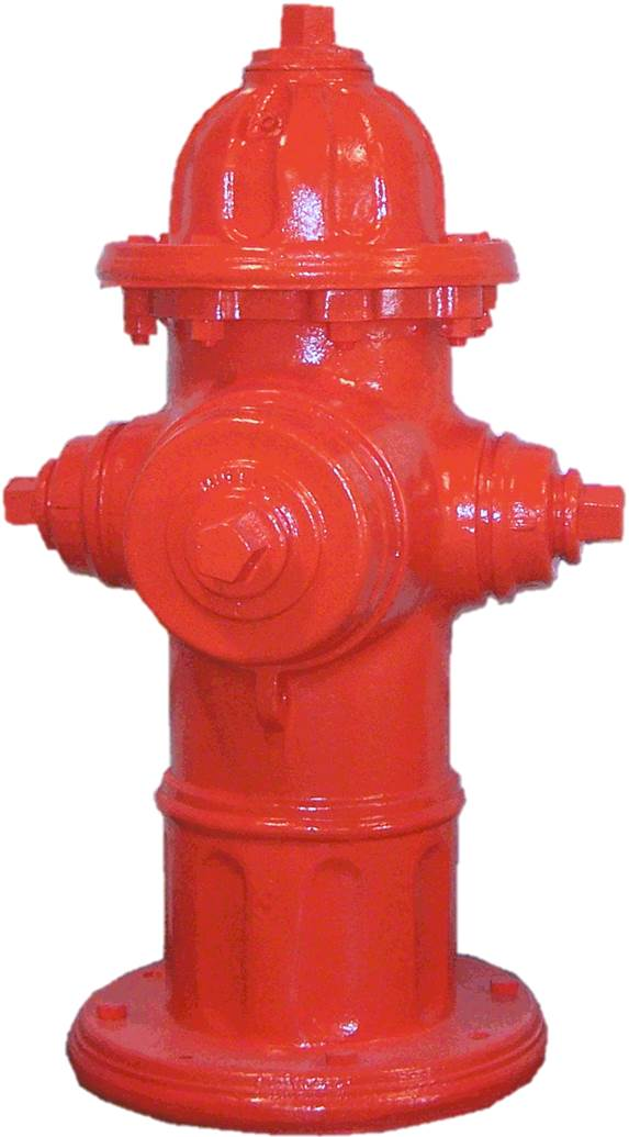 The 6' Hydrant